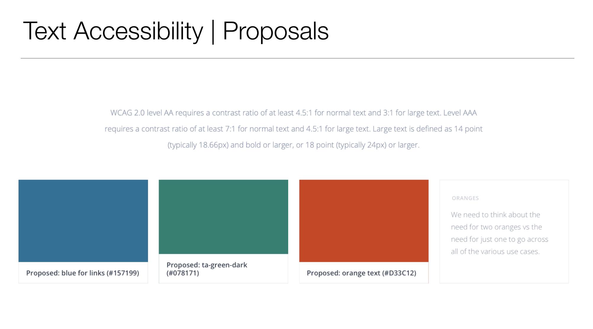Color Proposals